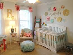 wonderful baby girl nursery room ideas with white baby room and decorative lighting in nightstand also beautiful painted wall decor white curtain for baby nursery lighting ideas