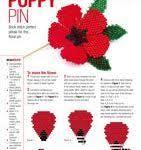500+ BEAD <b>PATTERNS</b>: <b>Floral</b> ideas   beaded flowers, beading ...