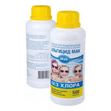 Средство от водорослей <b>Альгицид MAK</b>, концентрат 500мл, без ...