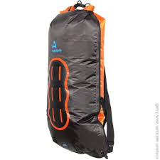 ᐈ <b>AQUAPAC Noatak Wet</b> & Drybag cool 25л, grey/black/orange ...