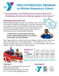 images after school program flyer template full time daycare flyer source