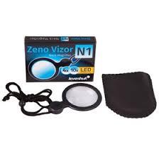 <b>Лупа нашейная Levenhuk Zeno</b> Vizor N1 (3147918) - Купить по ...