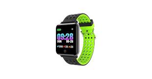 <b>Tourya</b> M19 <b>Smart</b> Bracelet Men Women Watch Fitness Tracker ...