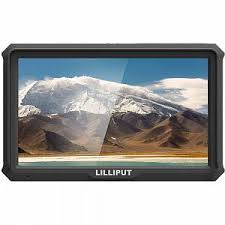 "Накамерные <b>мониторы</b>: <b>Монитор</b> Lilliput A5 5"" IPS 4K"