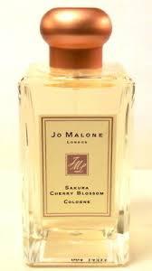<b>Jo Malone Sakura Cherry</b> Blossom Limited Edition Cologne 3.4 Oz ...