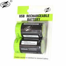 Original <b>ZNTER</b> 1.5V <b>6000MAH</b> lithium polymer battery Size D ...