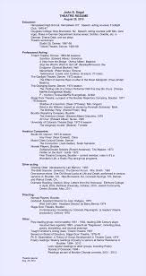 account manager resume format yourmomhatesthis help writing basic account manager resume format yourmomhatesthis theatre resume format pdf theatre resume cover letter theater example