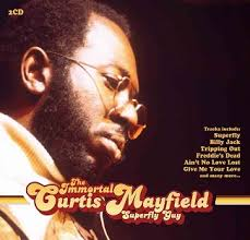 Curtis Mayfield - The Immortal Curtis Mayfield (2CD) - CD - METRDCD568