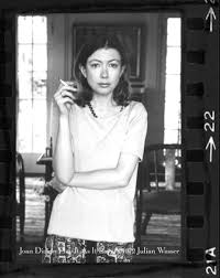 the migrant bookclub  photograph of joan didion by julian wasser 1972