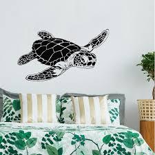 Sea <b>Turtle Wall Decal</b>   Wayfair