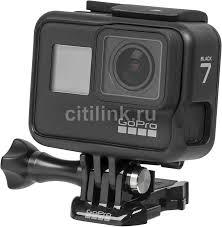 Купить <b>Экшн</b>-<b>камера GOPRO HERO7 Black</b> Edition, черный в ...