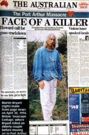 「1996, port arthur incident」の画像検索結果