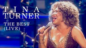 <b>Tina Turner</b> - The Best (Live) - YouTube