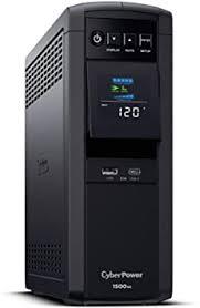 <b>CyberPower</b> CP1500PFCLCD PFC Sinewave <b>UPS</b> System, 1500VA ...