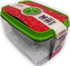 <b>Контейнер для вакуумного упаковщика</b> Status VAC-REC-45 Green ...