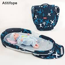 <b>Newborn baby product baby bed</b> folding <b>bed</b> thickening <b>baby</b> cradle ...