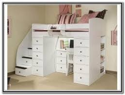 bunk beds with desk underneath ikea bed with office underneath