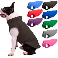 <b>Winter Pet</b> Fleece Clothes for <b>Dogs</b> French Bulldog Coat <b>Puppy</b> ...
