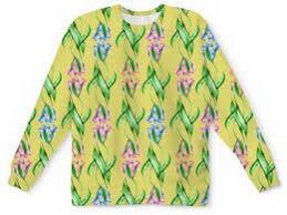 Толстовки, кружки, чехлы, футболки с принтом <b>тюльпан</b>, а также ...