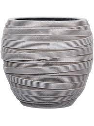 <b>Кашпо Capi</b> nature <b>vase elegant</b> i loop ivory D8 H8 см (6CAPNV241 ...