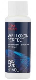 Wella Professionals Welloxon Perfect <b>Окислитель 30V 9</b>,<b>0</b>%, 60 мл ...