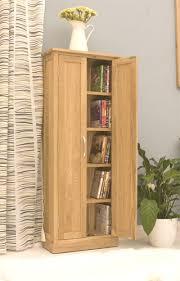 mobel oak dvd storage cupboard mobel solid oak dvd