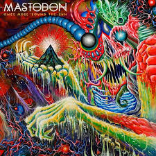 <b>Mastodon</b> - <b>Once More</b> 'Round The Sun Picture Disc Vinyl 2LP