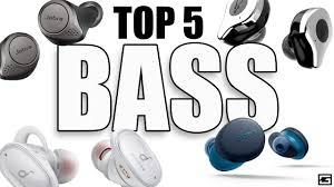 My Top 5 <b>True Wireless Earbuds</b> For Bass! - YouTube