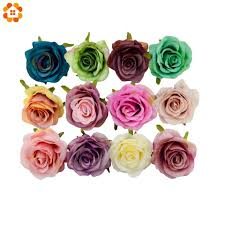 <b>10PCS</b>/<b>Lot</b> 45CM <b>Artificial Flowers</b> Rose <b>Silk Flowers</b> Artificial ...