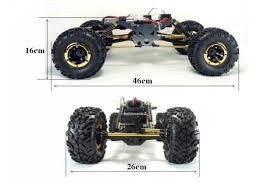 131800-88112 <b>Радиоуправляемый краулер HSP Right</b> CR 4WD ...