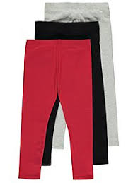 <b>Leggings</b> & Jeggings | <b>Girls</b> Bottoms | George at ASDA