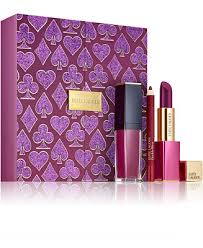 <b>Estée Lauder</b> 3-Pc. Limited Edition <b>Casino Royale</b> Plum Lips Gift Set ...