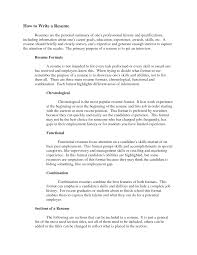 how to write resume summary getessay biz how write qualifications resume doc inside how to write resume