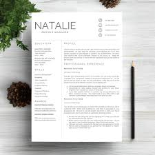 10 resume templates resume resume and resume templates professional resume template for project manager