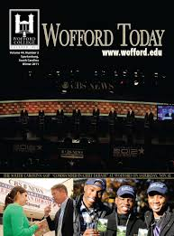 wofford today by wofford college issuu winter 2011 wofford today