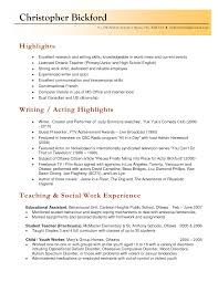 curriculum vitae format for hotel hotel receptionist cv template sample academic resume for high school displaying 20 gt images academic cv template latex resume template