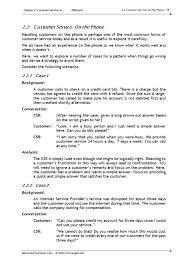 advanced customer care training course materials skills converged workbook 1 workbook 2