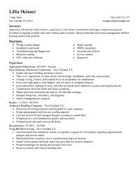 residential electrician resume best business template best apprentice electrician resume example livecareer throughout residential electrician resume 11777