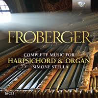 Froberger: <b>Complete Works</b> for Harpsichord and Organ - Brilliant ...