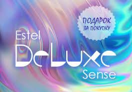 Estel DeLuxe SENSE. <b>Полуперманентная краска для волос</b> ...