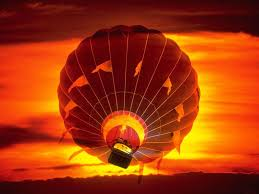 3 Things To Expect When You're Hot Air Ballooning