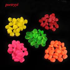 <b>POETRYYI 10Pcs</b>/<b>20pcs</b>/<b>Lot</b> 1cm0.33G Soft with corn smell carp ...