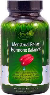 Irwin Naturals <b>Menstrual Relief Hormone Balance</b> -- 84 Liquid Softgels