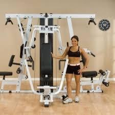 <b>Многофункциональный силовой комплекс Body</b> Solid EXM4000