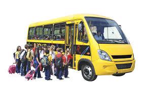 Resultado de imagem para Transporte escolares são obrigados a oferecer cadeirinha para as crianças