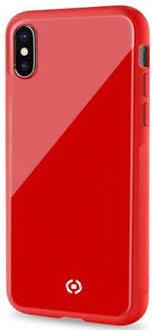 Купить Клип-кейс <b>Celly Diamond для</b> Apple iPhone Xs Red по ...