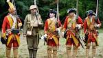 Costumes and conflict: Cannock Chase Military History Weekend - in pictures