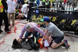 Three killed, more than 100 injured in marathon blast - The Boston ...