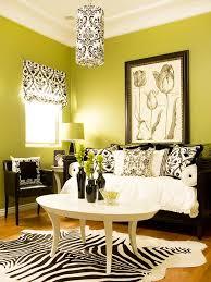 home decorating trends homedit black green living room home