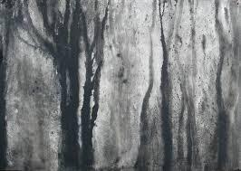 <b>afternoon forest</b> Painting by Paulina Krajewska | Saatchi Art